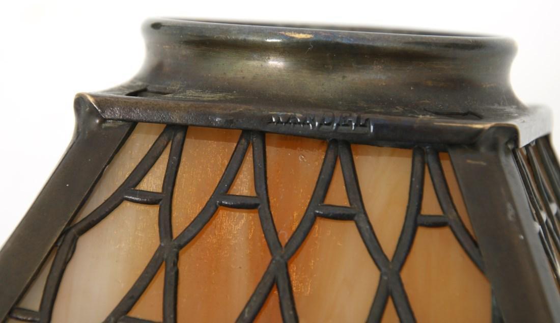 Handel Overlay Harp Floor Lamp - 10