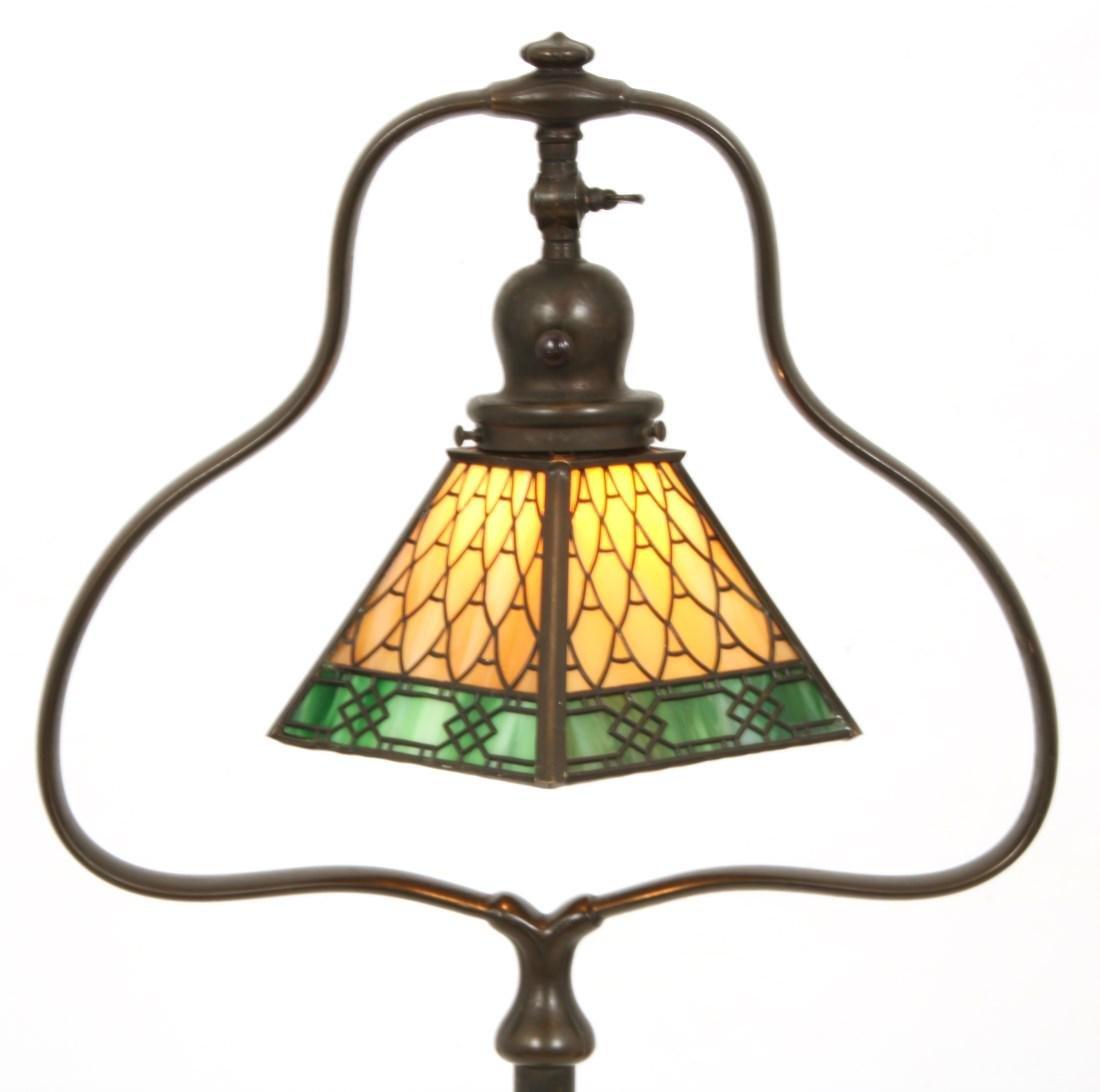 Handel Overlay Harp Floor Lamp - 2