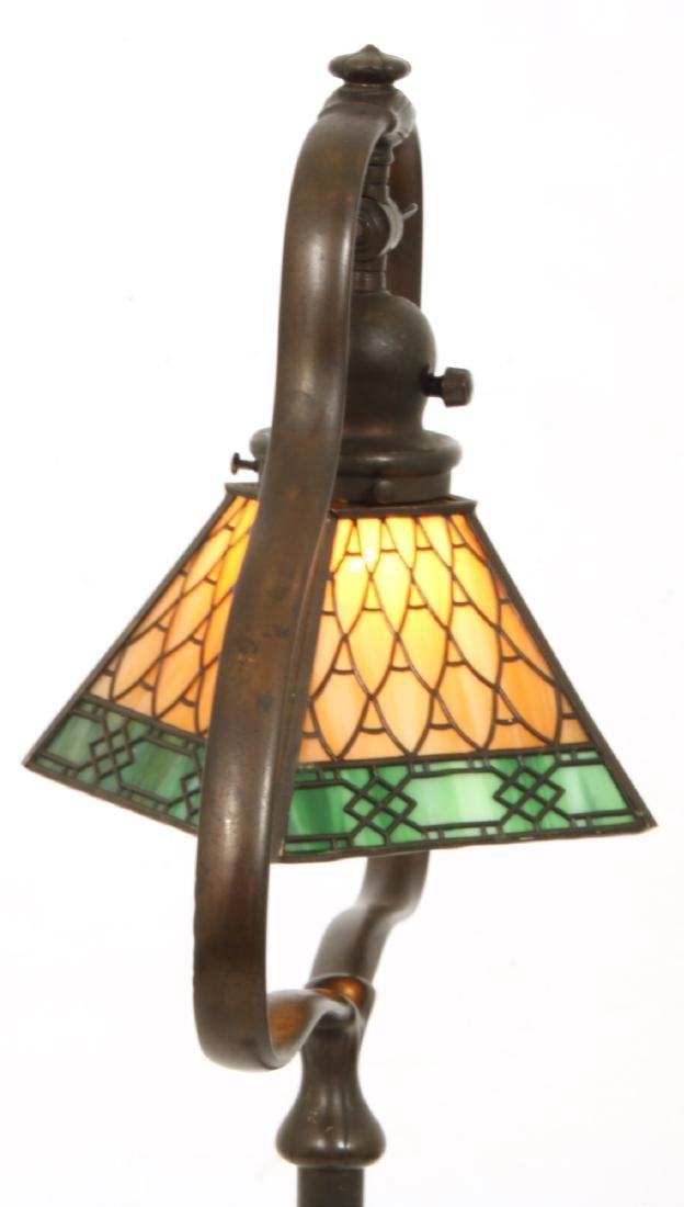 Handel Overlay Harp Floor Lamp - 3