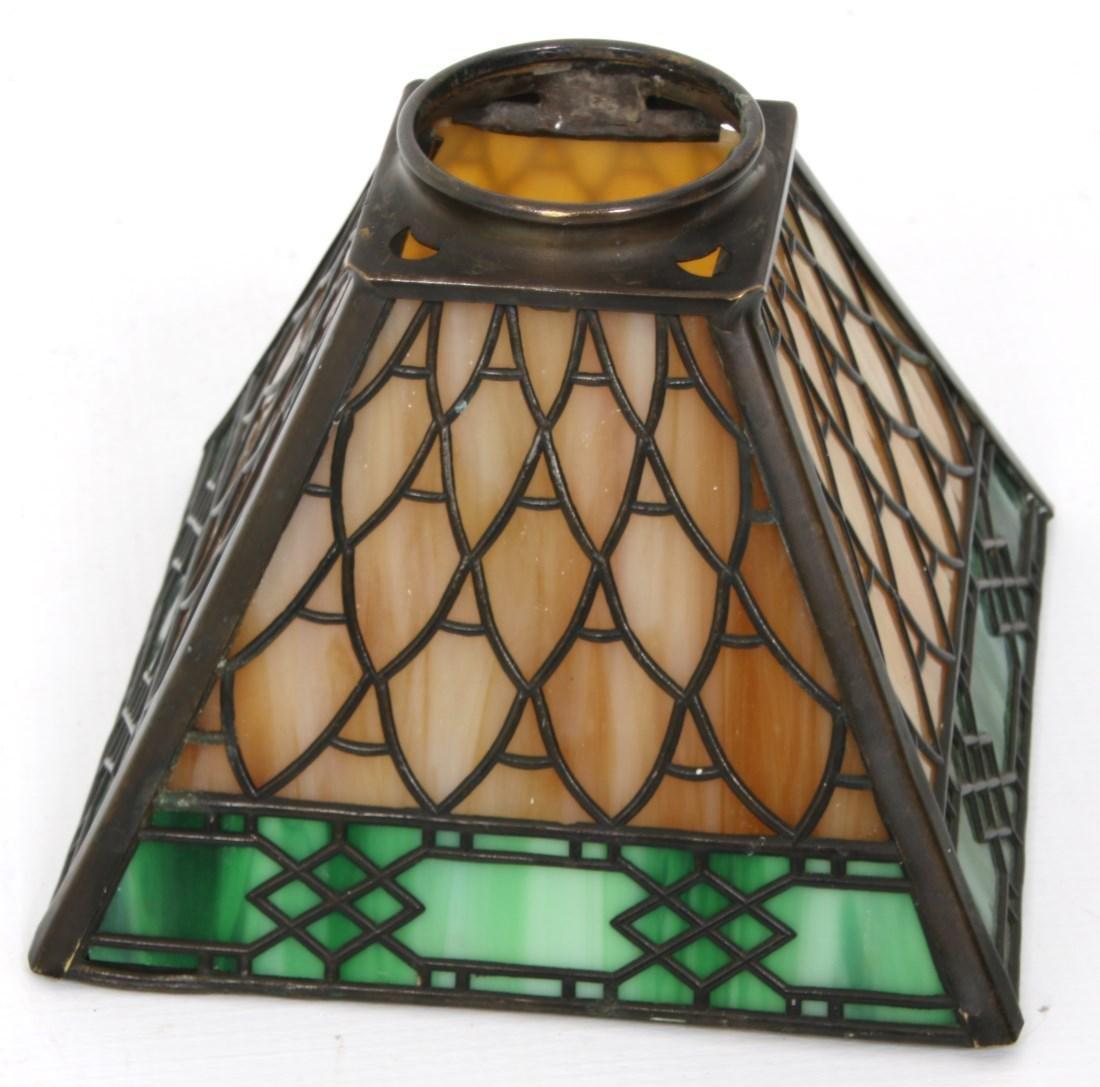 Handel Overlay Harp Floor Lamp - 8
