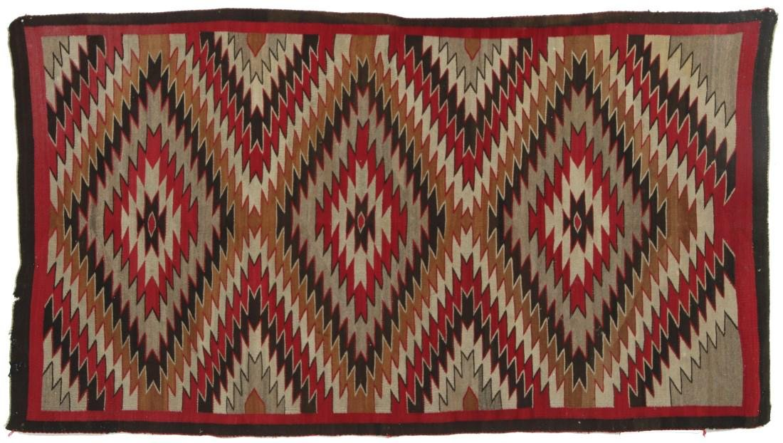 Early Native American Indian Rug