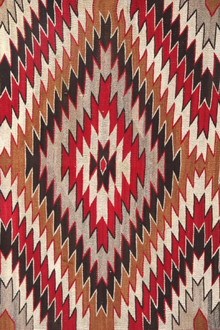 Early Native American Indian Rug - 2