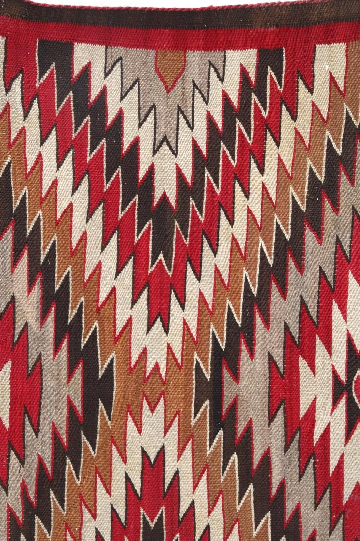 Early Native American Indian Rug - 3