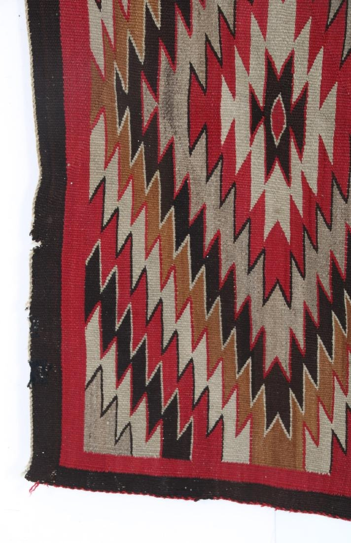 Early Native American Indian Rug - 4