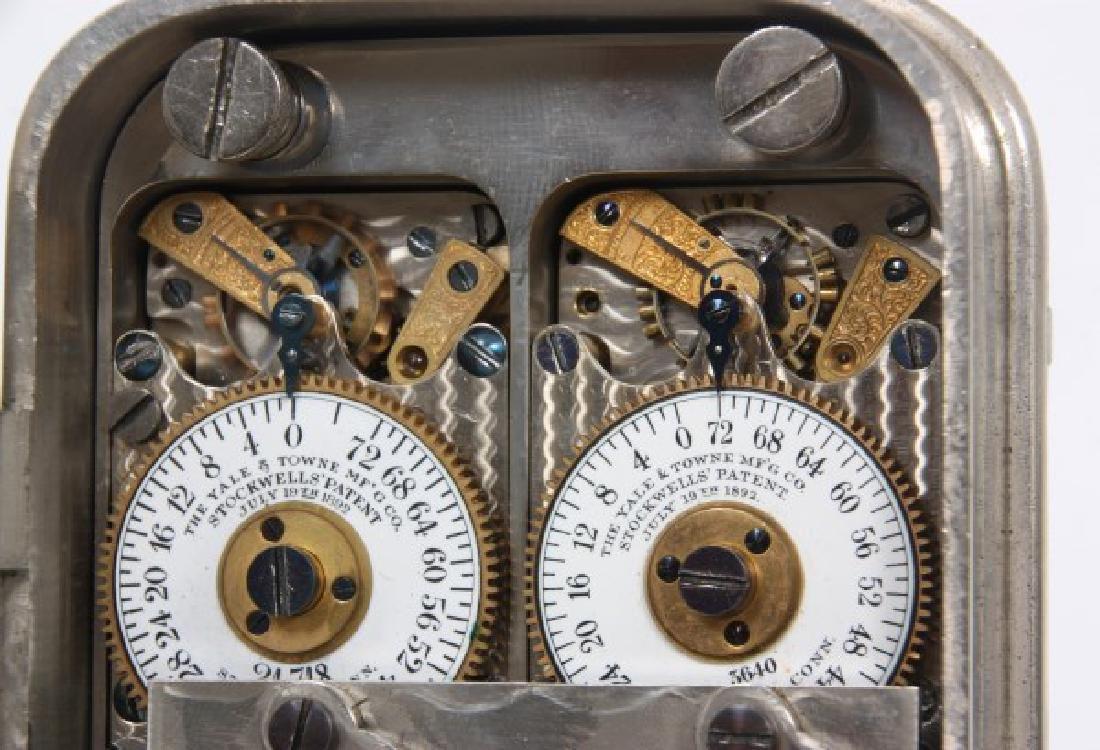 Yale & Towne Bank Vault Time Lock - 3