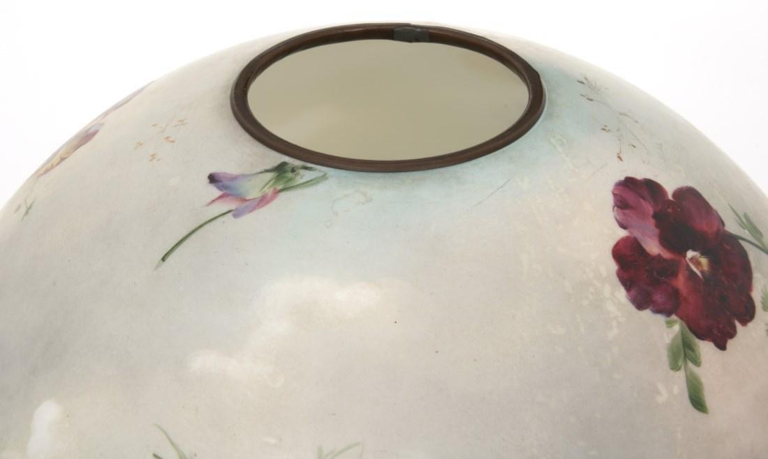 """12 in. """"Little Bo Peep"""" Banquet Lamp Globe - 7"""