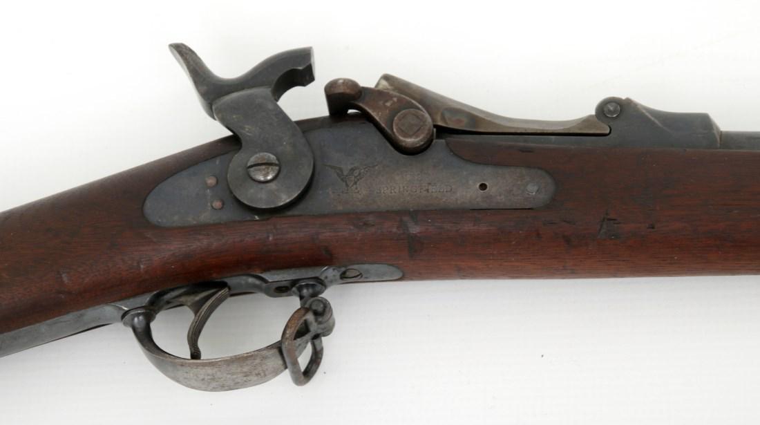 1884 Springfield Trapdoor Rifle - 2