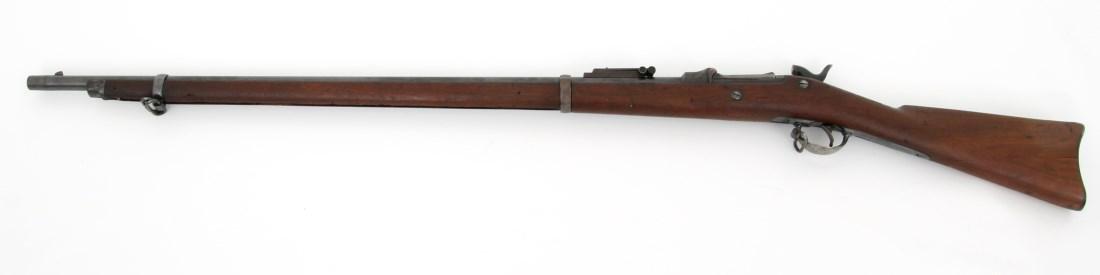 1884 Springfield Trapdoor Rifle - 3
