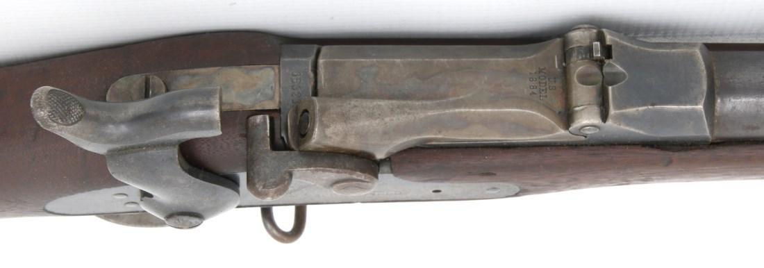 1884 Springfield Trapdoor Rifle - 6