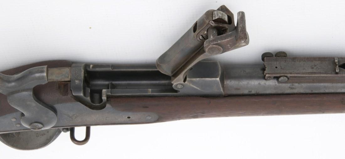 1884 Springfield Trapdoor Rifle - 8