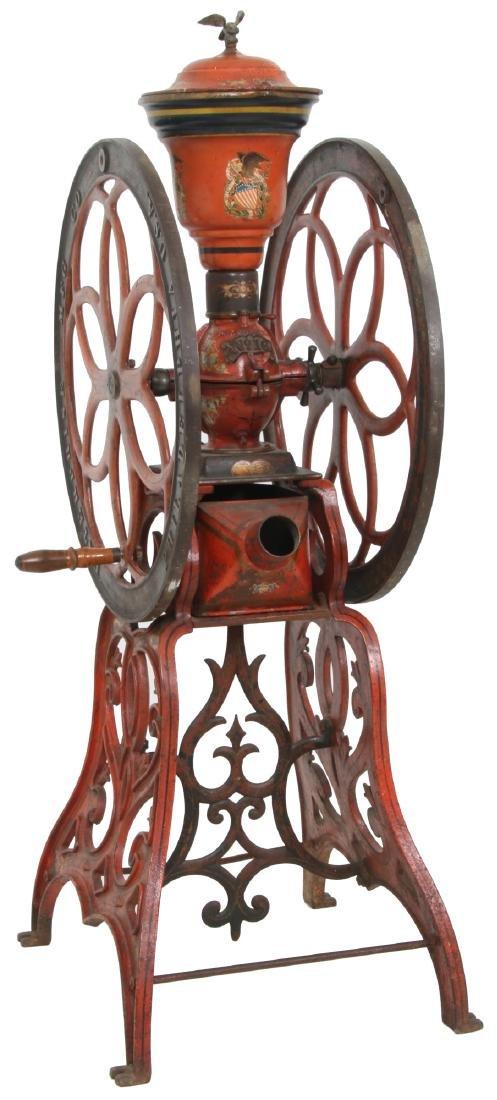 Enterprise Floor Model No. 16 Coffee Grinder - 2