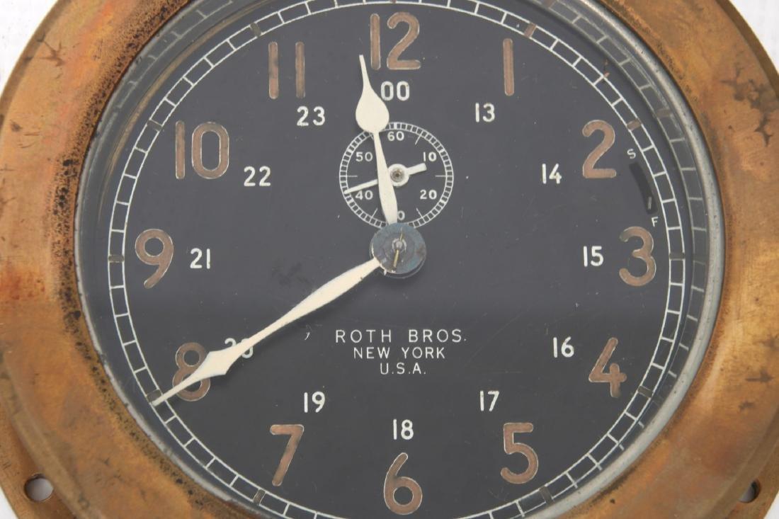 4 Marine Timepieces - 2