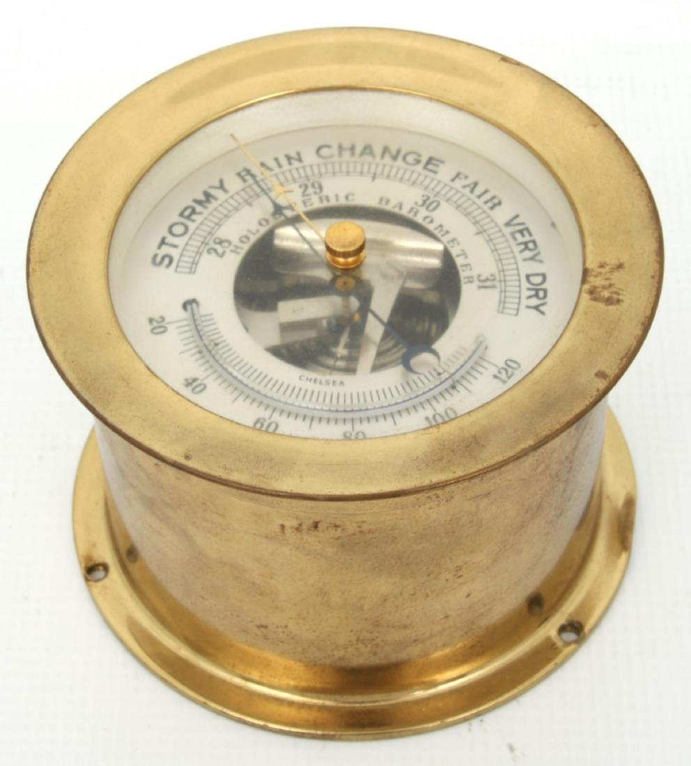4 Marine Timepieces - 4