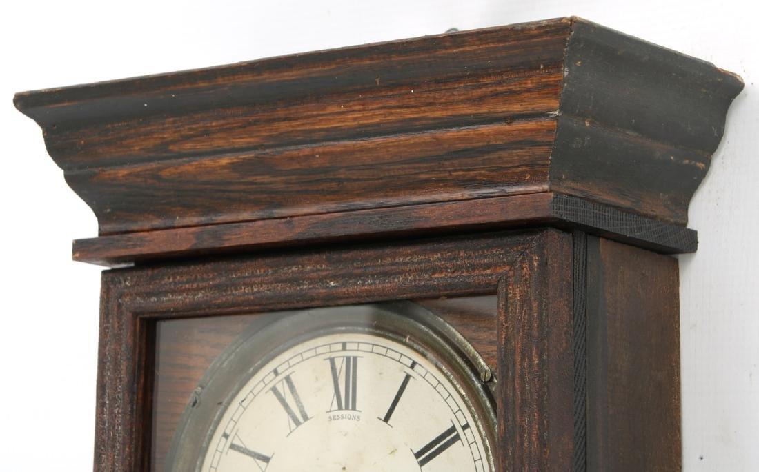 Duke's Pharmacy Session Advertising Clock - 6