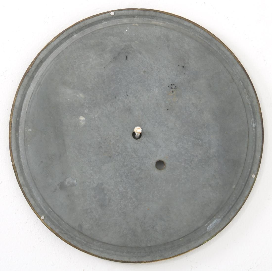 Rare Baird Miniature Figure Eight Wall Clock - 5