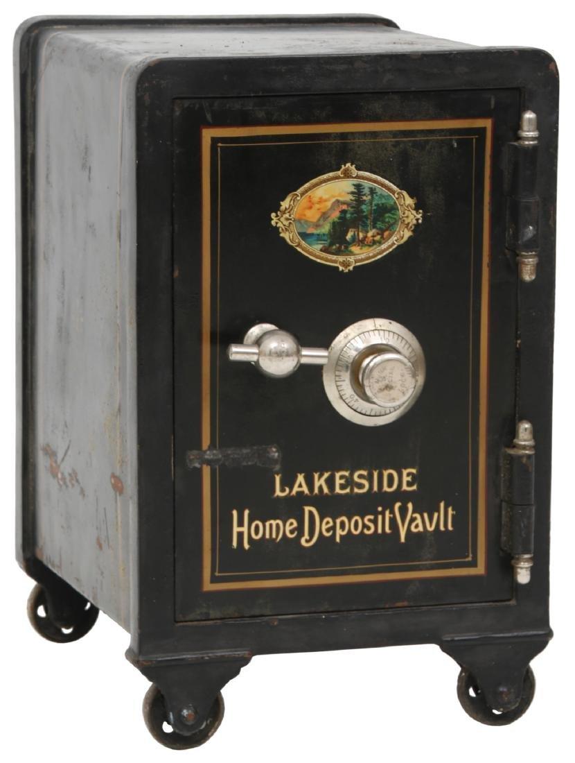 Lakeside Home Deposit Vault Safe