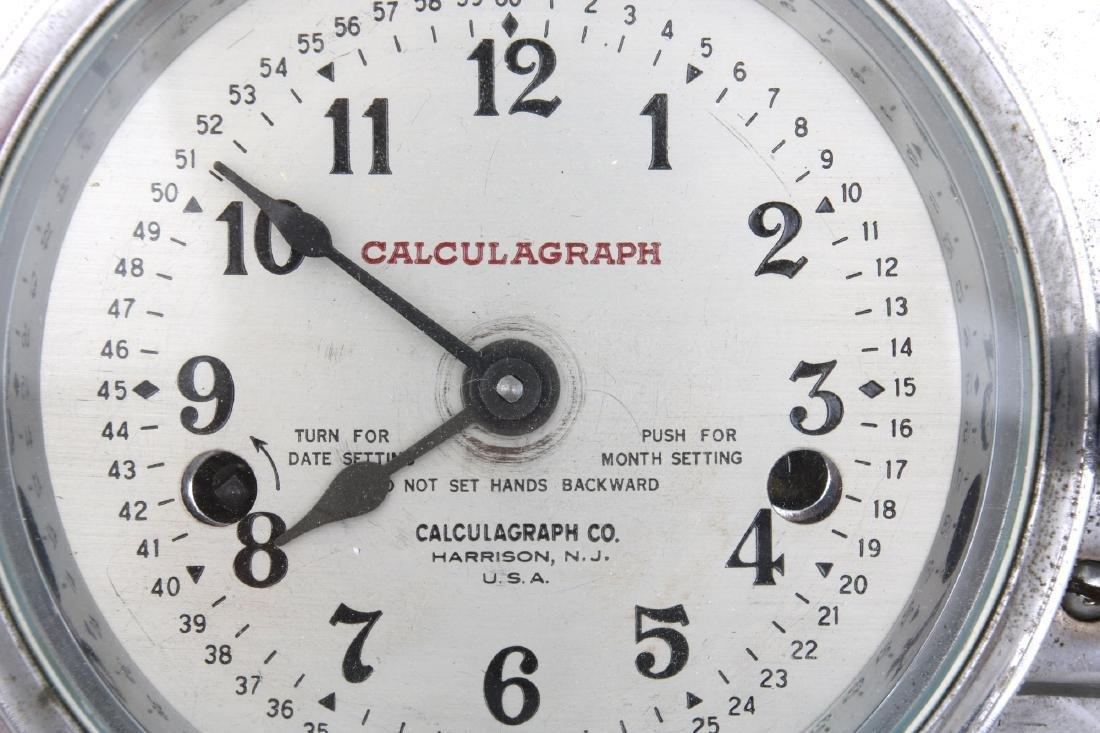 2 Pcs. Calculagraph and Revolving Marine Lantern - 2