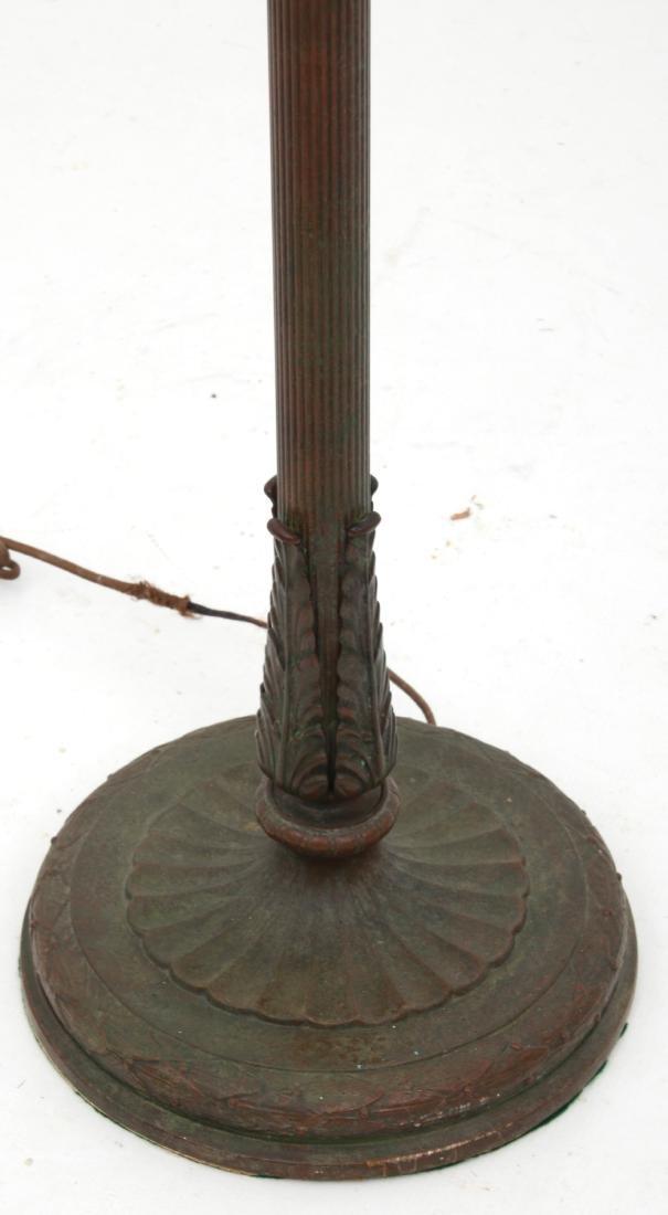 23 in. Handel Leaded Tulip Floor Lamp - 10