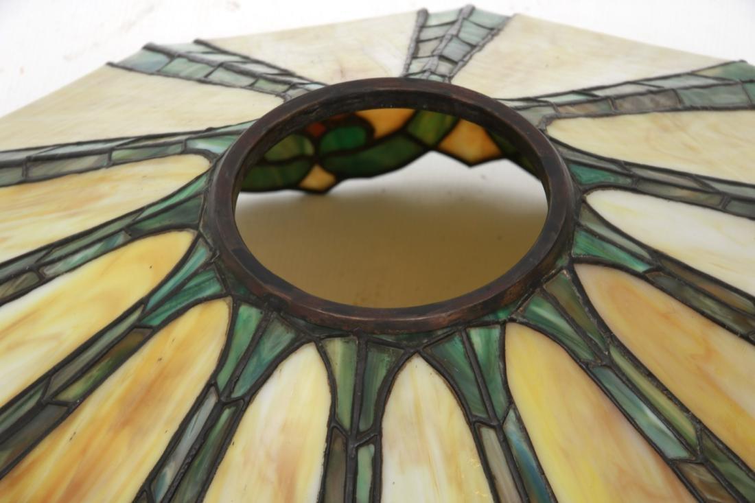 23 in. Handel Leaded Tulip Floor Lamp - 7