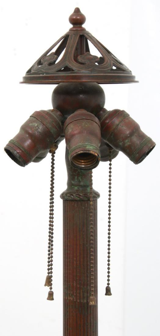 23 in. Handel Leaded Tulip Floor Lamp - 9
