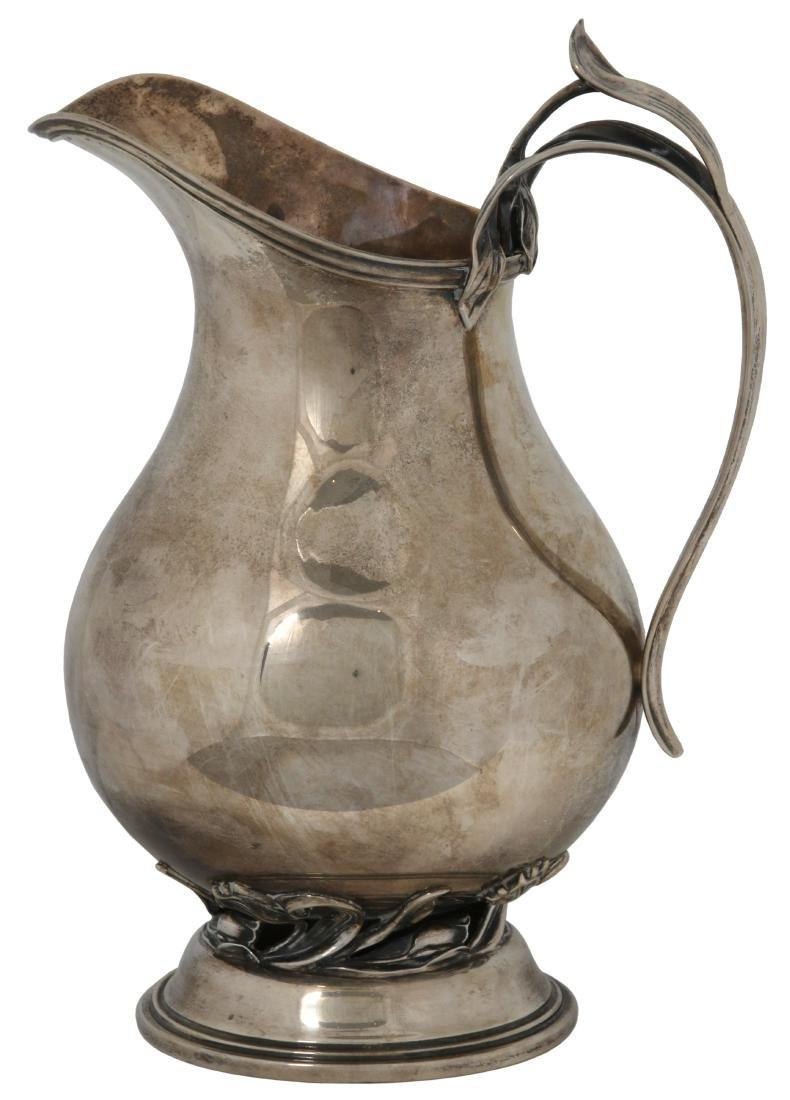 Quaker Silver Co. Sterling Pitcher
