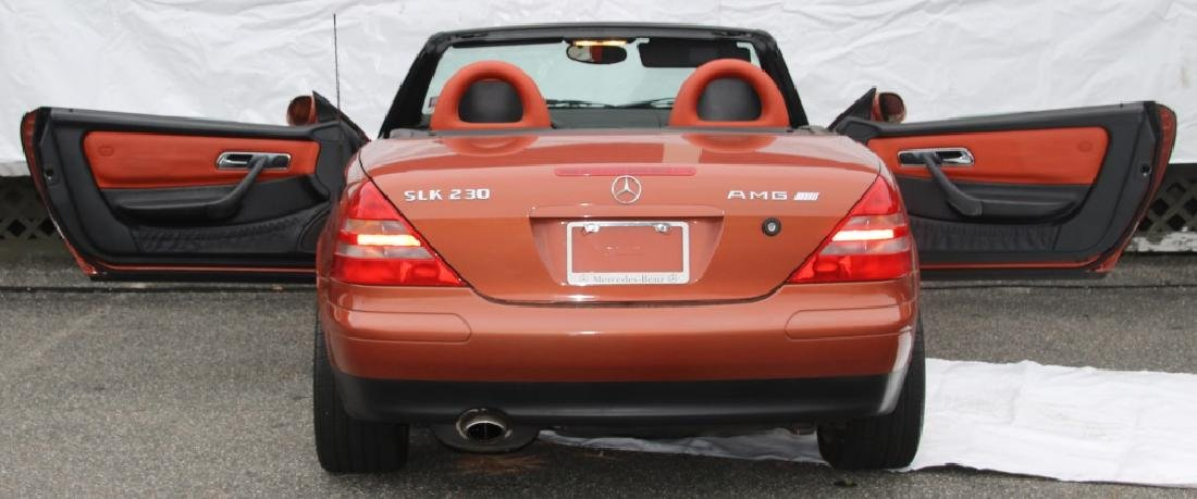 "2000 Mercedes Benz SLK-AMG ""Designo"" - 10"
