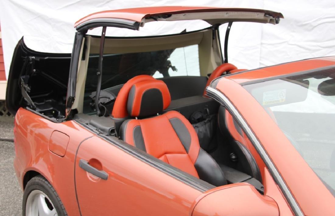 "2000 Mercedes Benz SLK-AMG ""Designo"" - 4"