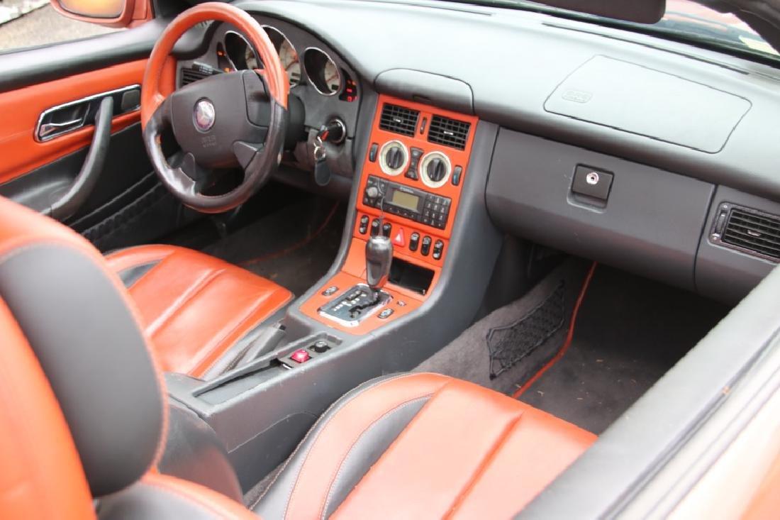 "2000 Mercedes Benz SLK-AMG ""Designo"" - 5"