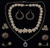 6 Pcs 14K Gold Estate Jewelry