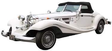 """1934 Mercedes Benz """"Heritage Replica"""""""