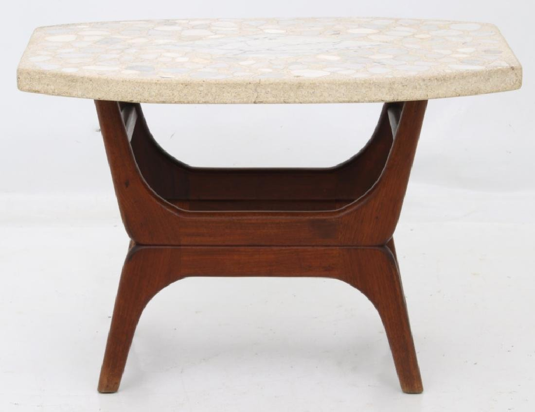 Danish Modern Style Side Table - 10