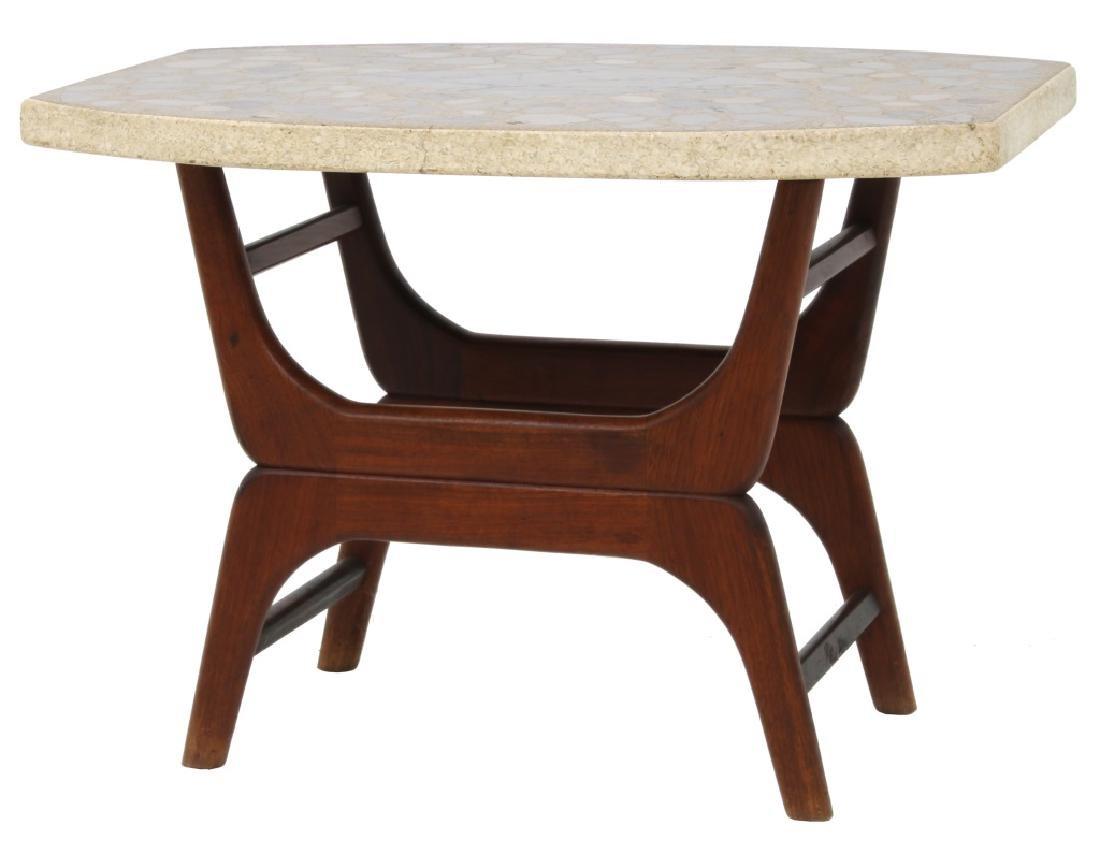 Danish Modern Style Side Table