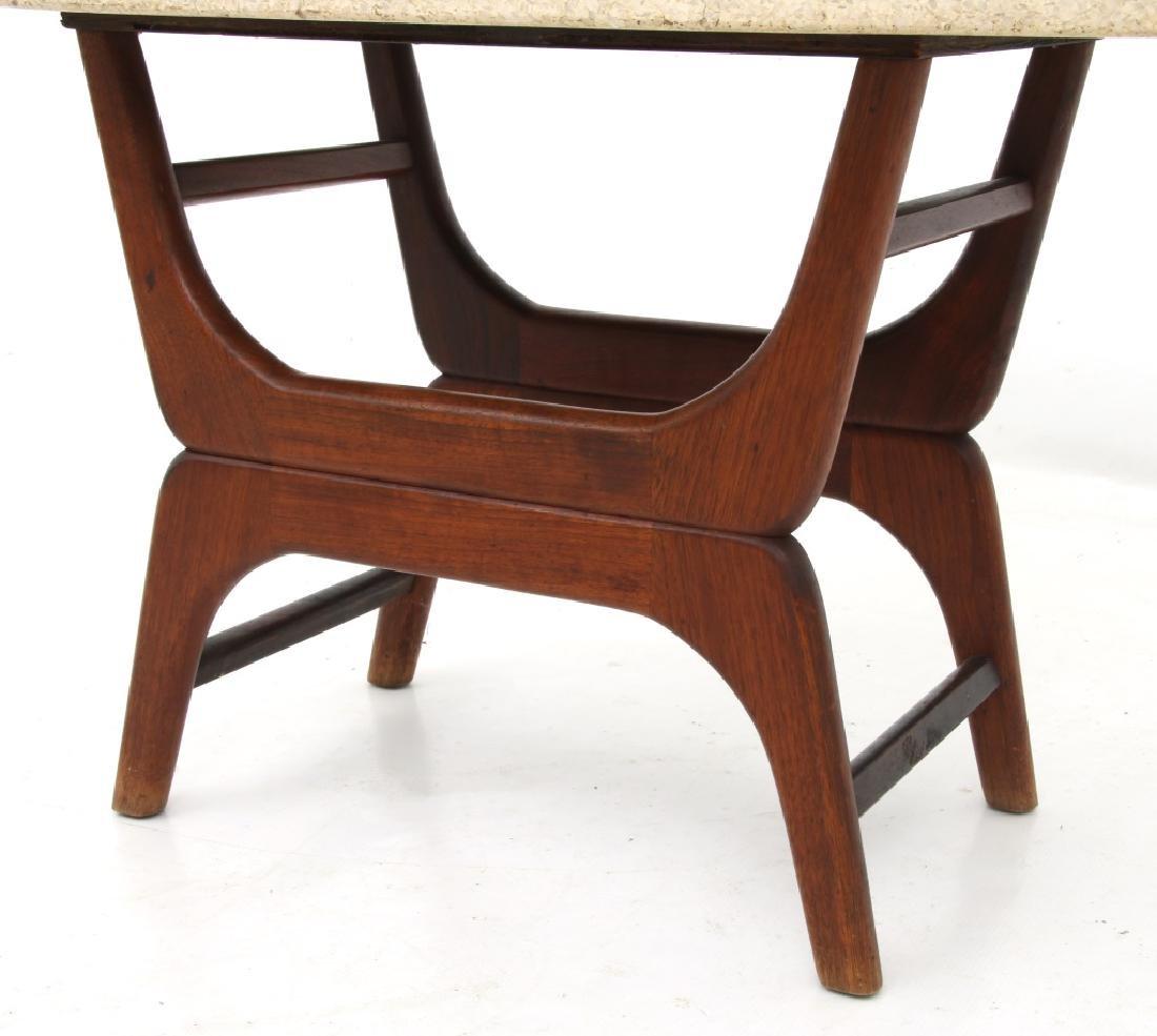 Danish Modern Style Side Table - 5