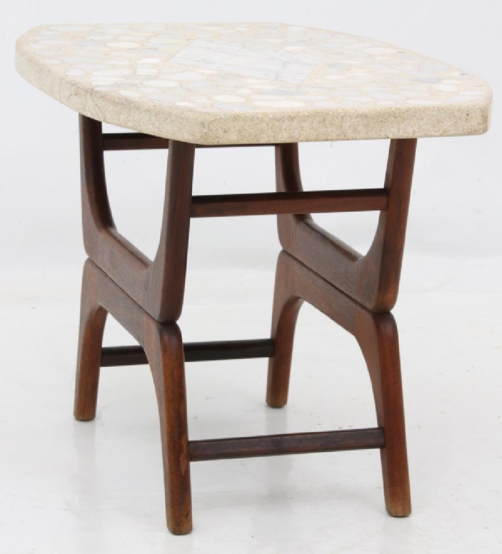 Danish Modern Style Side Table - 6