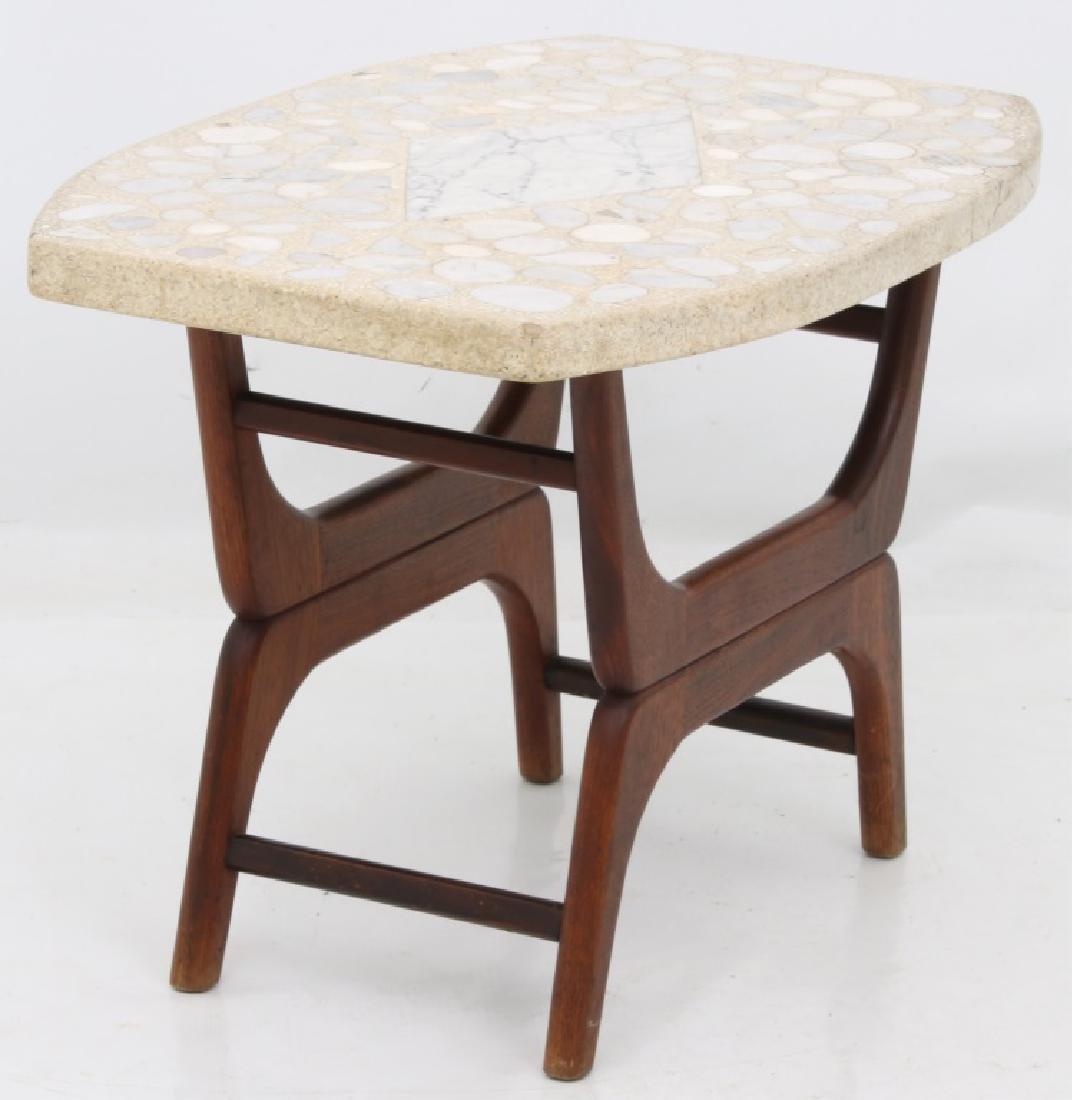 Danish Modern Style Side Table - 7