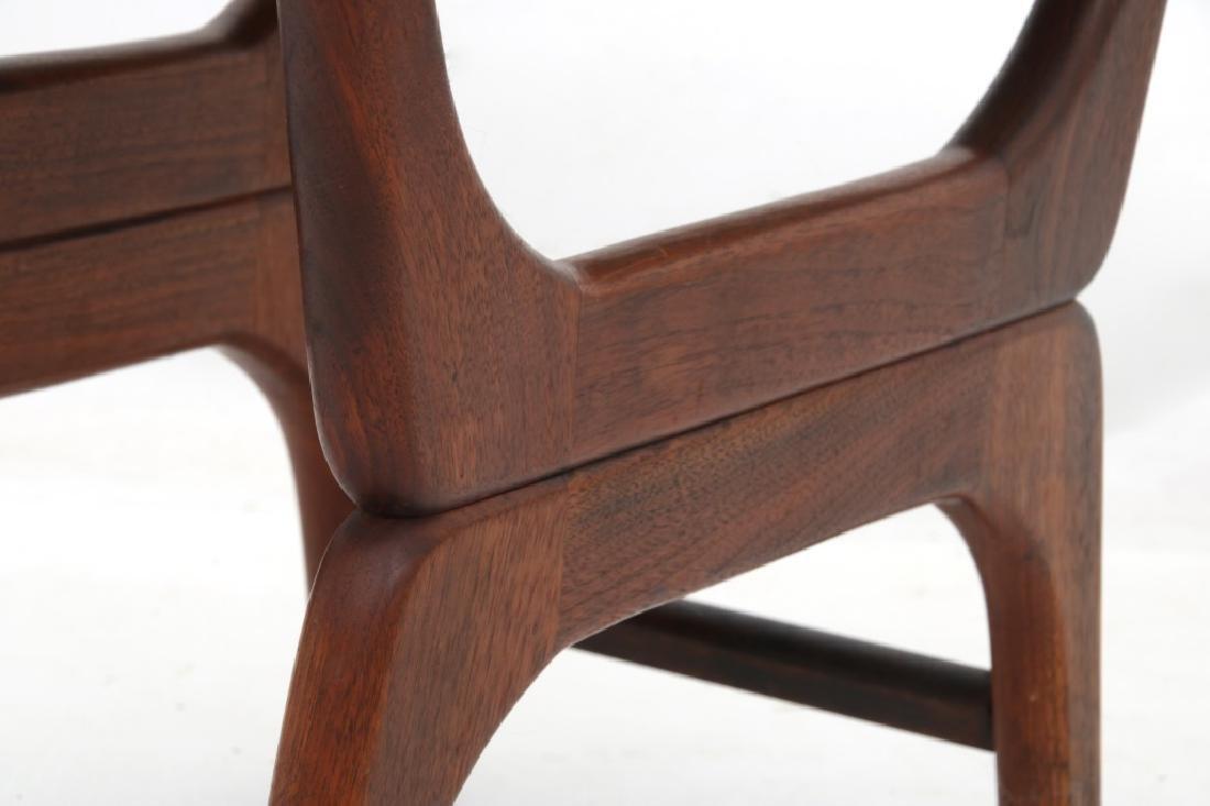 Danish Modern Style Side Table - 8
