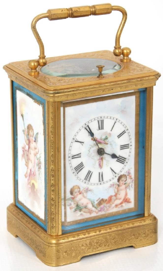 Grand Sonnerie Repeater Carriage Clock - 10