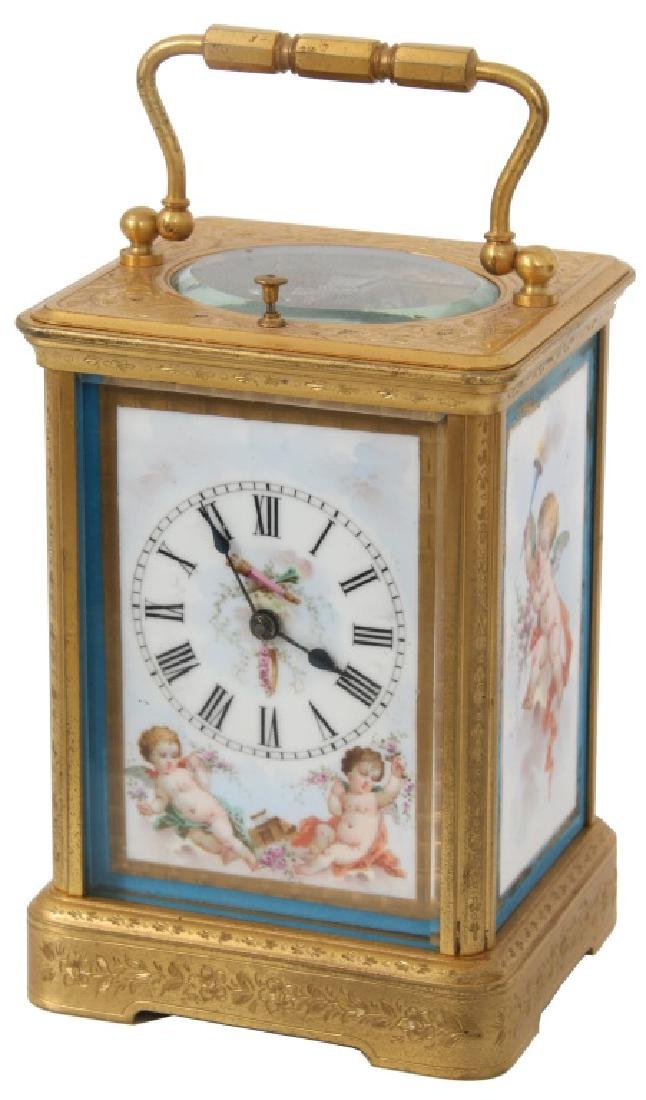Grand Sonnerie Repeater Carriage Clock
