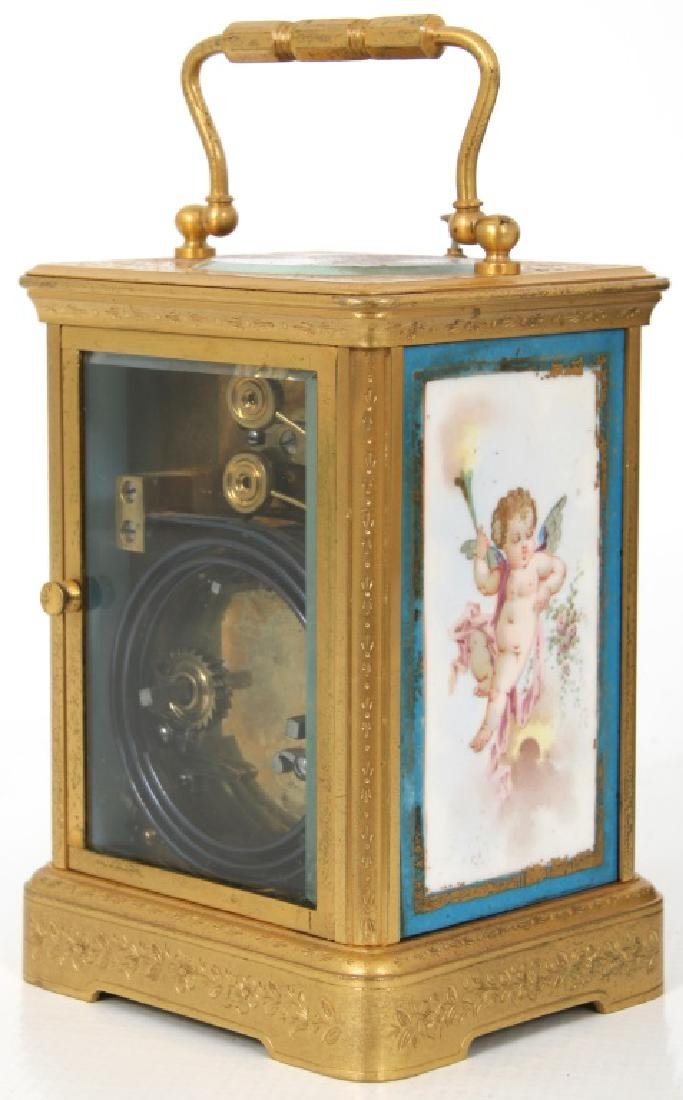 Grand Sonnerie Repeater Carriage Clock - 4