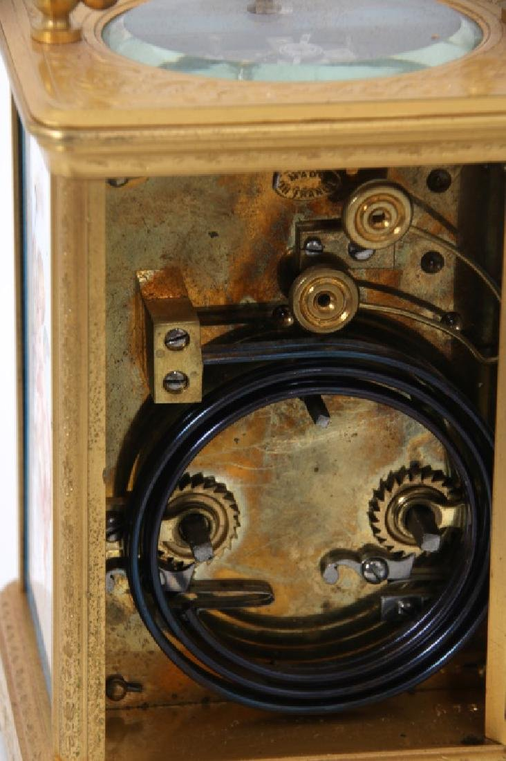 Grand Sonnerie Repeater Carriage Clock - 5