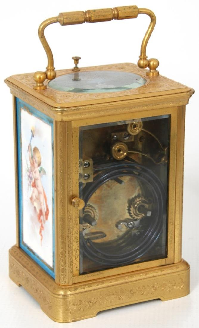 Grand Sonnerie Repeater Carriage Clock - 6