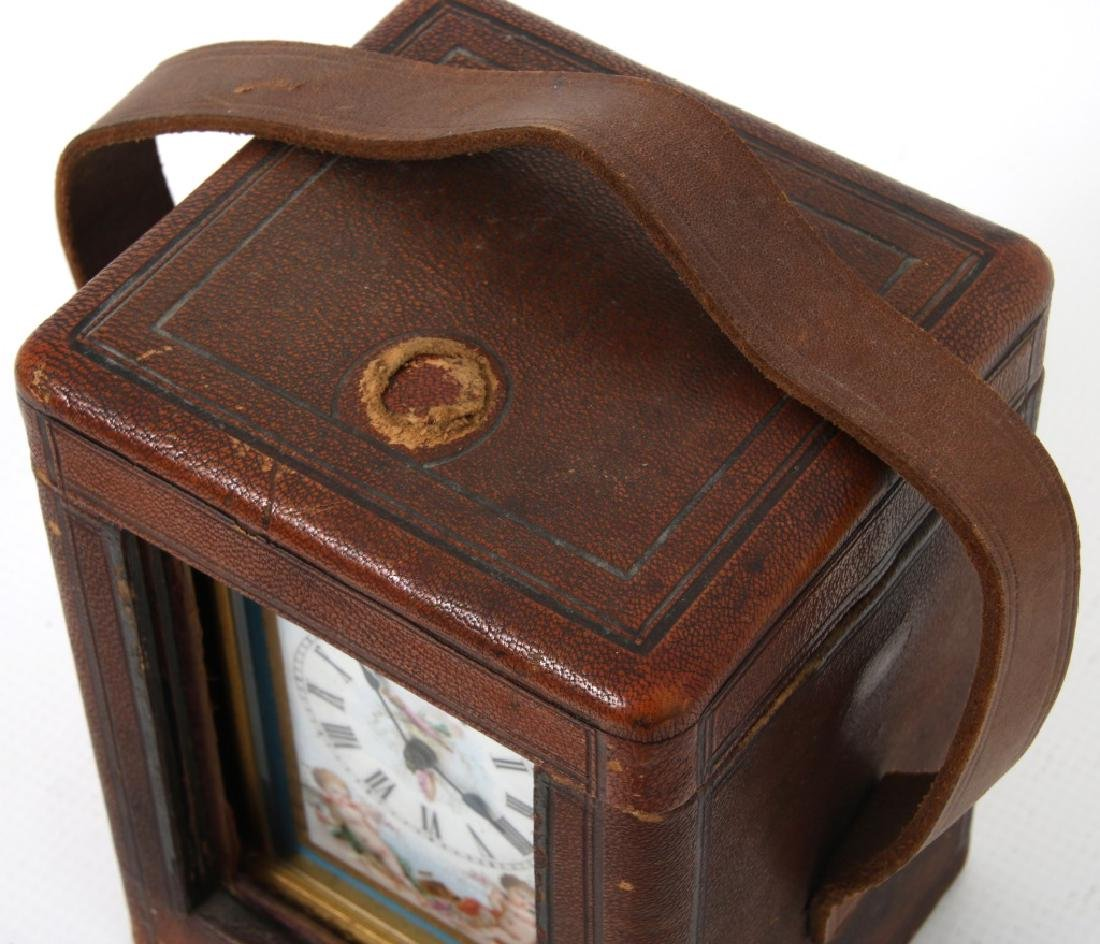 Grand Sonnerie Repeater Carriage Clock - 8