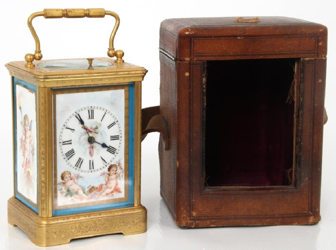 Grand Sonnerie Repeater Carriage Clock - 9