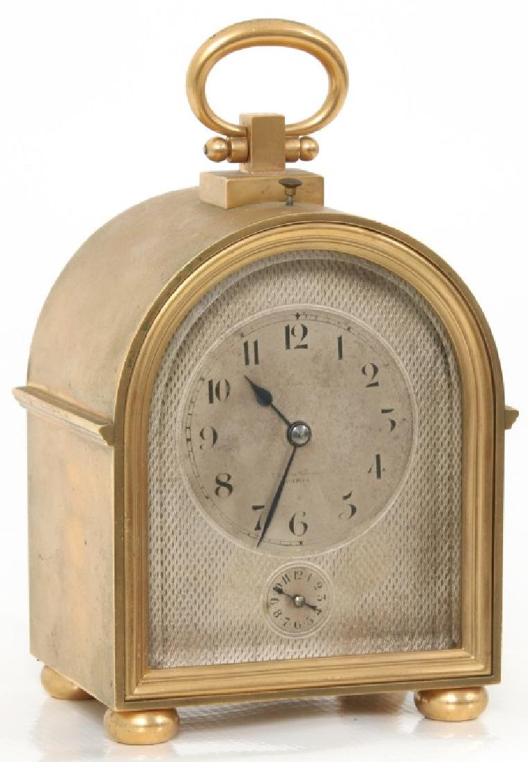 Le Roy Quarter Hour Repeater Carriage Clock - 3