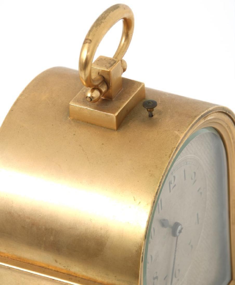 Le Roy Quarter Hour Repeater Carriage Clock - 5