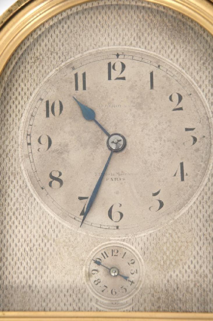 Le Roy Quarter Hour Repeater Carriage Clock - 7