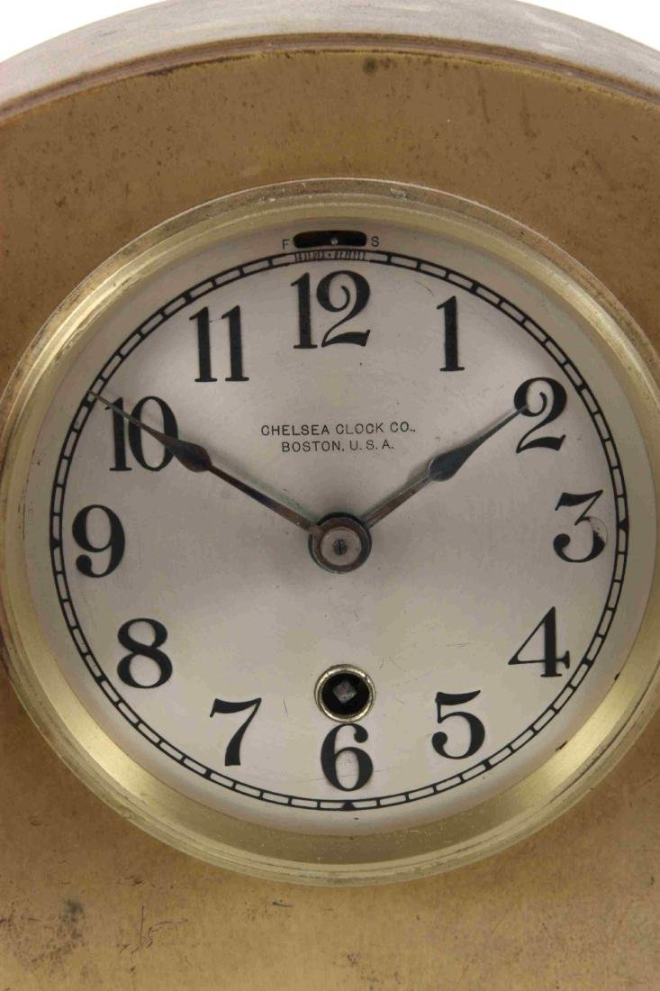 Pr. Chelsea Brass Boudoir Clocks - 4
