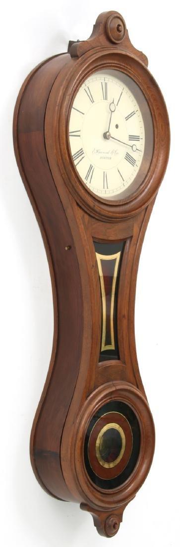 E. Howard No. 9 Figure Eight Wall Clock - 2