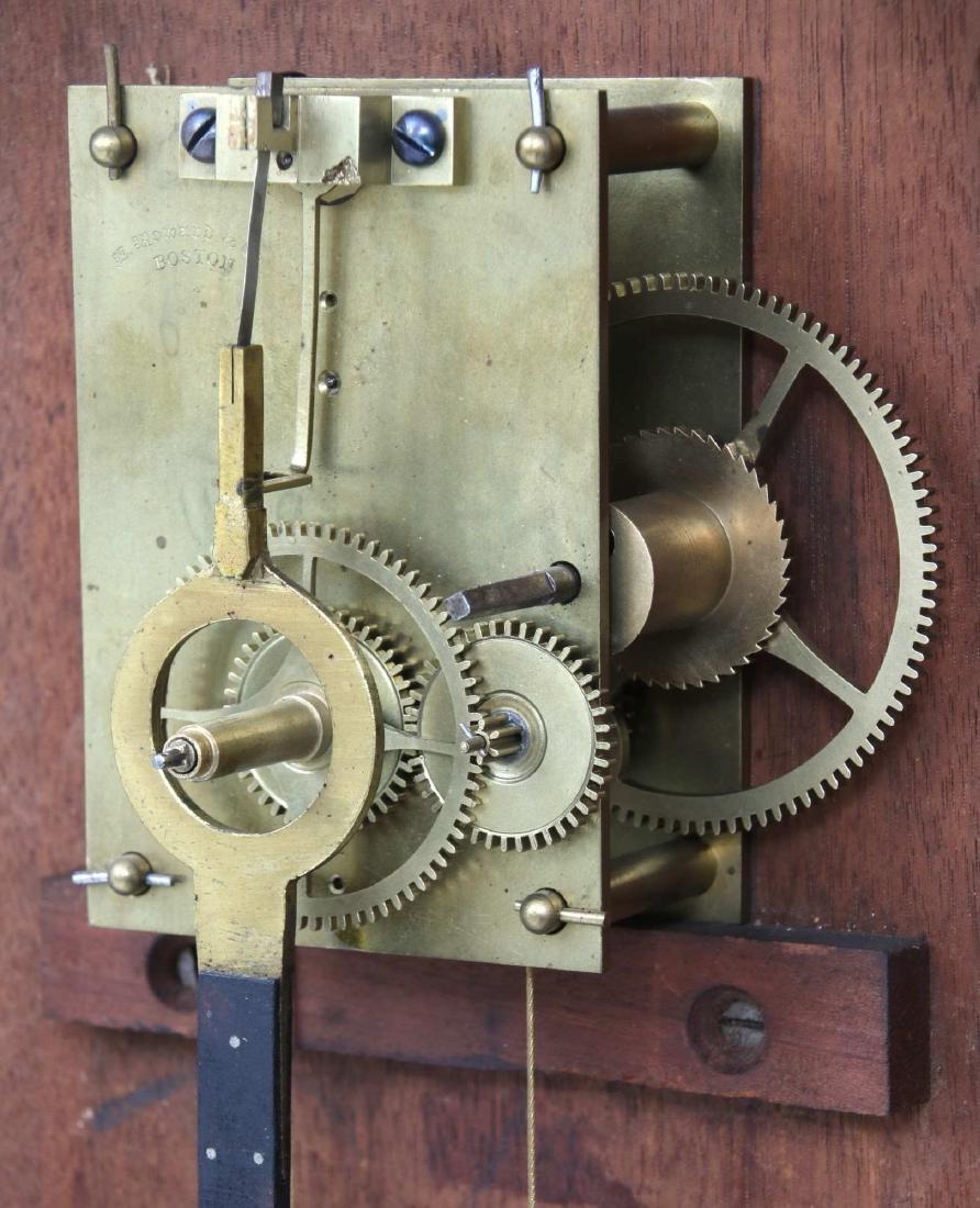 E. Howard No. 9 Figure Eight Wall Clock - 9