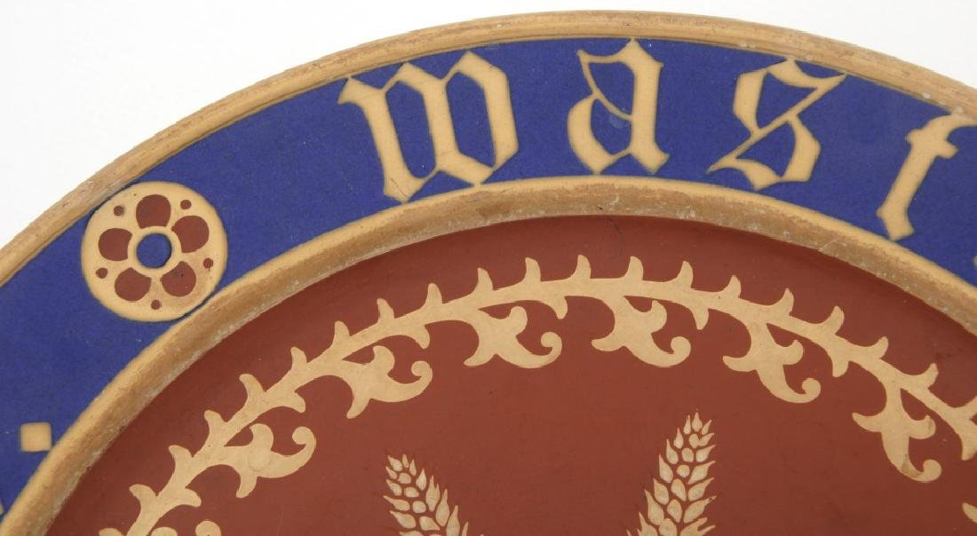 A. Pugin, Minton Bread Plate - 3